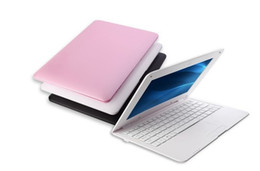 Wholesale Android Laptop 1gb - 10.1 inch Mini laptop VIA8880 Netbook Android laptops VIA8880 Dual Core Cortex A9 1.5Ghz 4GB 8GB Netbook