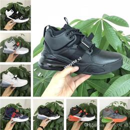 online retailer 9564b 1fb84 Nike air max air force one Nuovi arrivi 270 Commercio all ingrosso di alta  qualità Uomo Air Flair Triple Black Trainer Sport Scarpe da corsa che  forzano le ...
