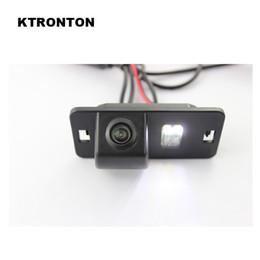 Bmw camara de vision nocturna online-HD CCD Cámara de visión trasera del coche para BMW E46 E39 BMW X3 X5 X6 E60 E61 E62 E90 E91 E92 E53 Cámara de reserva de estacionamiento en reversa con visión nocturna