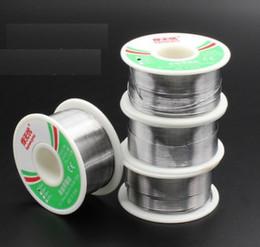 Canada Areyourshop Vente Haute Qualité 0.5mm 100g 60/40 Colophane Noyau En Étain Plomb Soudure Fil de Soudage Flux de Soudage 2.0% Bobine De Fil De Fer supplier iron reel Offre