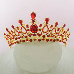Wholesale Clear Acrylic Ornament - Crown of the bride crowned brides wedding ornaments, ornaments, ornaments and sweet princess crowns