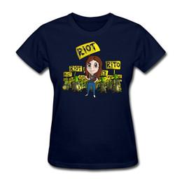 Womens grundlegendes baumwollt-shirt online-Frauen Tee Damen Vieriot T-Shirt Zone Clever Bio-Baumwolle T-Shirts Frau Basic Tee Niedrigster Preis