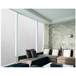 Deutschland Breite 45 cm * 5 mt Frosted Opaque Glas Fensterfolie Für Fenster Privatsphäre Klebstoff Glas Aufkleber Wohnkultur Mischfarbe Bedroom032 Versorgung