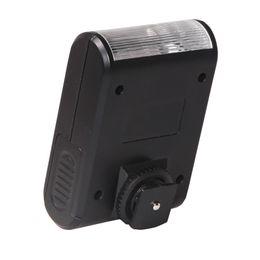 Wholesale Dslr Shoe - WS18 Universal Portable Mini Top Hot Shoe Slave Flash Speedlite for DSLR Cameras