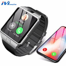 Canada DZ09 Smartwatch Montre Smart Watch Relogio Regarder Android Téléphone App SIM Caméra TF pour HUAWEI Offre