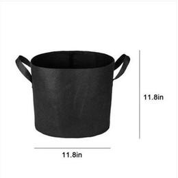 2019 vasi da giardino gratuiti Commerci all'ingrosso Spedizione gratuita 5 pz Coolgrow 7 Gallon 12
