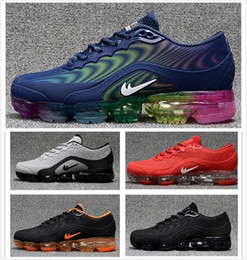 Wholesale Famous Massage - 2017 Dazzling Drop Shipping Famous Air Sport 2018.5 KPU Multi-Color Girls men Athletic Sneakers Sports Running Shoes EUR 40-47