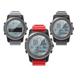 2019 relógio gps de qualidade Alta Qualidade S968 IP68 À Prova D 'Água Relógio Inteligente Suporte GPS Dinâmico Monitor De Freqüência Cardíaca Multi-esporte Dos Homens de Natação Correndo Esporte Relógio relógio gps de qualidade barato