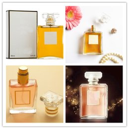 Wholesale Wholesale Quality Perfumes - 2018 hot sale LADY Fashion 100ml sweety MADEMOISELLE & no. five perfumes with long lasting time fragrance high quality free shipping