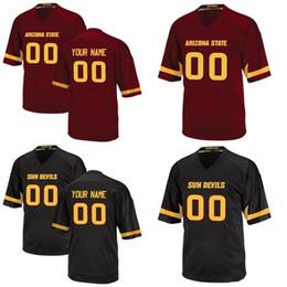 42f3e138c 2019 jersey number 2 Benutzerdefinierte Arizona-Staat Sun Devils NCAA- College-Football 2