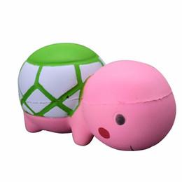 2019 freie kawaii squishies Kawaii Squishy Schildkröte Neue Squishies Tier Große Nette Schildkröte Langsam Steigenden Spielzeug Duft Simulation Dhl-freies Verschiffen durch Shenzhen2020 günstig freie kawaii squishies