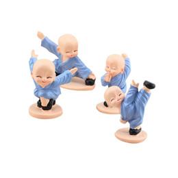 Chinois Kungfu Moine Figurine Bouddha Statue Tathagata Inde Yoga Mandala Sculptures Résine De Voiture Décor Ornements Cadeaux ? partir de fabricateur