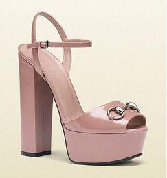 Рыбий стиль обуви онлайн-Сексуальные летние сандалии рыбий рот 2018 Peep-toes стиль высокий каблук сандалии женщины насосы ночь из клубная одежда платье обувь платформа Женская обувь