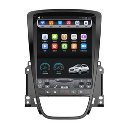 Wholesale vauxhall astra - 2010-2014 Excellee GT XT Vauxhall Opel Astra Verano 10.4 inch Tesla Vertical touch Screen Android Car GPS Navigation Video Wifi