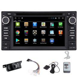 toyota corolla gps android Coupons - 6.2'' Android 7.1 double 2din FM AM radio headunit stereo Car DVD player for TOYOTA Corolla EX GPS Navigation Octa core