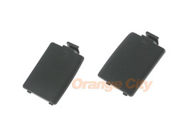 Wholesale Aa Side - For Sega GG Battery Door Cover For GameGear GG L R Left Right Side AA Battery Lid