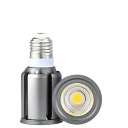 Wholesale Mr16 Mr11 - High Power Lamps 10W E27 E14 GU10 MR16 COB LED Spotlight Bulbs Warm Cool Natural White AC85-265V DC12V