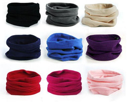 Wholesale Polar Pink - Multifunctional Scarf Neck Warmer Snood Scarf Hat Cold Weather Polar Fleece ear warmer Unisex Ski Wear