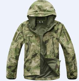 TAD Gear Atac FG Vestes Tactical Softshell Camouflage À L'extérieur Veste Ensemble Hommes Armée Sport Chasse Imperméable Vêtements ? partir de fabricateur