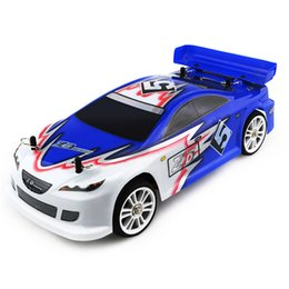 Wholesale electric rc car brushless - ZD 16426-2016 16-M6 1 16 2.4G 4WD Brushless High Speed 45km h 9048 Drift Red Blue RC Car Kids Boys Gifts Birthday Presents