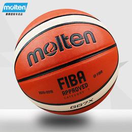 71cf655303c53 Basketball fondu en Ligne-Ballon de basket-ball intérieur de haute qualité  de basket
