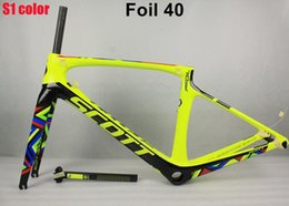 Wholesale 54cm road bike frame - 2018 SALE carbon road bike frame full T1000 carbon fibre bicycle framest include frame + fork + seatpost + headset+clamp