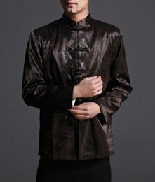 Blazer de chaqueta verde clásico de Tai Chi Kungfu - Mezcla de seda ligera # 202 desde fabricantes