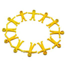 Argentina muñecas emoji TPR lindo mini juguete de descompresión 4.8cm 1.88 pulgadas figuras de acción de dibujos animados juguetes ira dejar libre niños regalos regalos promocionales Suministro