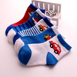 Wholesale Baby Socks Pack - 2017 New winter comfortable children socks baby socks, cotton socks, boys socks in the tube 10 pairs pack free shipping