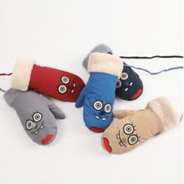 handhandschuhe für mädchen Rabatt Kinderhandschuhe Sind für Jungen und Mädchen geeignet Halten Sie sich im Winter mit bedruckten Motiven warm. Handseile Zhuxiaomei