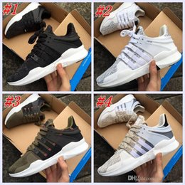 Wholesale Support Hunting - 2018 New Originals EQT Support ADV 93 Primeknit Boost FashionWomen Mens Basketball Running Designer Shoes Trainers Sneakers
