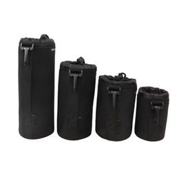 Wholesale waterproof video case - Universal Neoprene Waterproof Soft Video Camera Lens Protective Pouch Bag Case