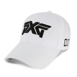 dad43c0e4a0 2018 New golf Professional hat cotton golf ball cap High Quality sports hat  breathable sports hats with Mark