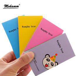 2020 caderno panda 1 Pics Espiral Kawaii Animal Panda Pequeno Pequeno Legal Pad Agenda Diário Planejador Organizador Material Escolar Papelaria Notebook desconto caderno panda