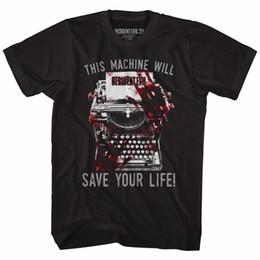 Canada American Classics Resident Evil Horreur Science-fiction Film Jeu Vidéo Yeux Main T-shirt Adulte Hommes T-shirt Offre