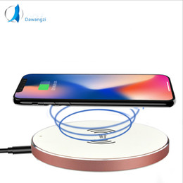 Wholesale General Wireless - The factory wholesale wireless charger set fast charge android apple general vivox7 red rice huawei oppo multi-purpose.