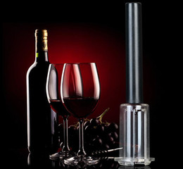 Canada Red Wine Opener pression d'air Cork Popper bouteille pompes Tire-bouchon Cork Out outil SN806 Offre
