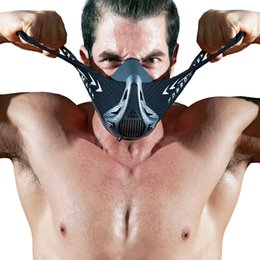 FDBRO Sports Mask Fitness Workout Running Resistance Elevation Cardio Endurance Mask For Fitness Training Sports Mask Free Shipping