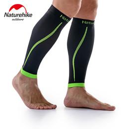 NatureHike vitello compressione gambale Compression Socks per l'esecuzione in bicicletta corsa che fa un'escursione da pattini di paintball fornitori