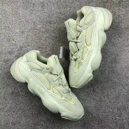 Wholesale Moon Cycles - ORIGINALS BOOST 500 SUPER MOON YELLOW 3M RUNNING SHOES FOR MEN WOMEN AUTHENTIC SNEAKERS SPORTS WITH ORIGINAL BOX DB2966 BEST QUALITY 36-46