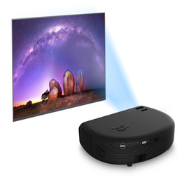 Wholesale video game speakers - CL760 HD LCD LED Projector 3000 Lumen Support 1080P Video Games Home Theater Projecyor Movie Beamer with Built-in Speaker