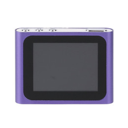 2019 медиапроигрыватель mp4 Portable Size 1.8 Inch LCD Screen Display 6th Generation Music Media Video Movie FM Radio MP4 Player Easy Carry Hot Sale скидка медиапроигрыватель mp4