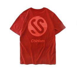 Wholesale summer long shirt simple designs - Original Design Men Tops Summer New Short Sleeved Male Loose Simple Crew Neck Couples Casual T shirt