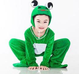 Nuovo stile i bambini 2018 Cosplay Green rane Tartaruga verde giallo Adatto per ragazzi e ragazze Costume di scena Abiti da ballo stile lungo da