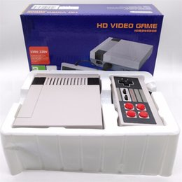 Wholesale video player hdmi - 1PCS HDMI Game Console Can Store 600 Games Nes Classic Family TV Video Handheld Game Players With EU,US,AU Plug