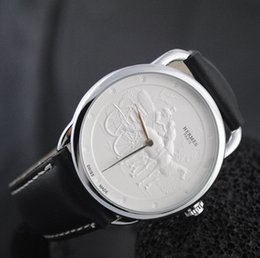 Wholesale Womens Watches Leather Strap - Ladies Watches Luxury brand simplicity watch leather strap fashion Casual Womens Quartz watch Hodinky montre femme