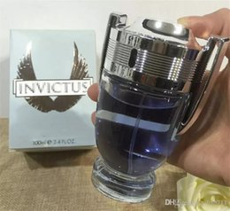 Wholesale Branded Goods - Best seller! rabanne Invictus perfume 100ml Luxury brand perfume with long lasting time good smell high fragrance capactity 3.4 oz EDT