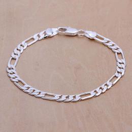 Einzelhandel silber armband online-925 Schmuck versilbert Schmuck Armband feine Mode Armband Top-Qualität Großhandel und Einzelhandel SMTH219