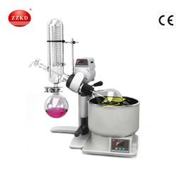 Deutschland ZZKD Lab Medical 2L Mini Rotationsverdampfer / Vakuum Rotationsverdampfer cheap medical vacuum Versorgung