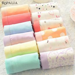 rosa schlüpfer Rabatt ROPALIA M-XXXL Cotton Damenunterwäsche Soft Panties Pink Large Code Damenunterhose